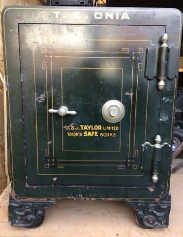 J&J Taylor Safe Restoration Combination